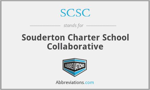 SCSC - Souderton Charter School Collaborative