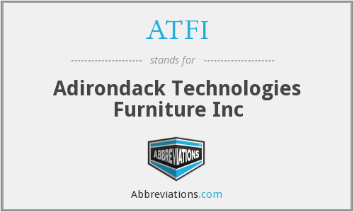 What does ATFI stand for?
