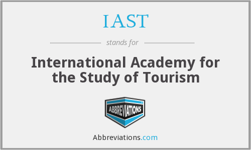 IAST - International Academy for the Study of Tourism