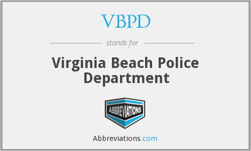 What does VBPD stand for?