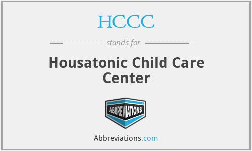 HCCC - Housatonic Child Care Center