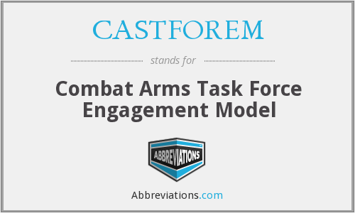 What does CASTFOREM stand for?