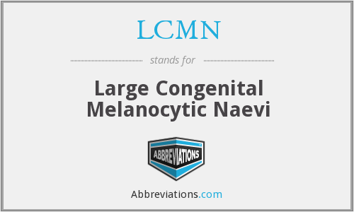 What does LCMN stand for?