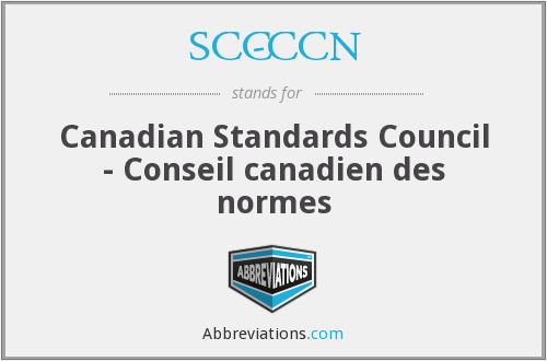 What does SCC-CCN stand for?