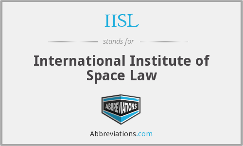 What does IISL stand for?