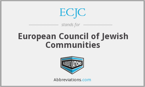 What does ECJC stand for?