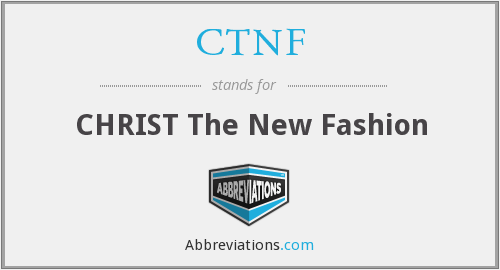 What does CTNF stand for?