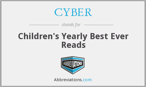 CYBER - Children's Yearly Best Ever Reads