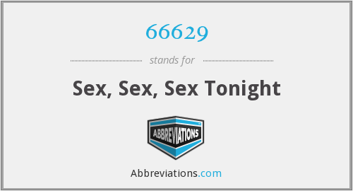 What does 66629 stand for?