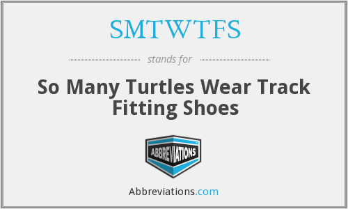 What does SMTWTFS stand for?
