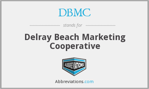 DBMC - Delray Beach Marketing Cooperative