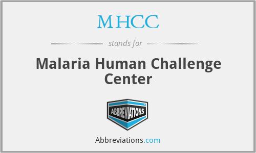 MHCC - Malaria Human Challenge Center