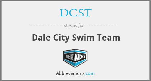 DCST - Dale City Swim Team