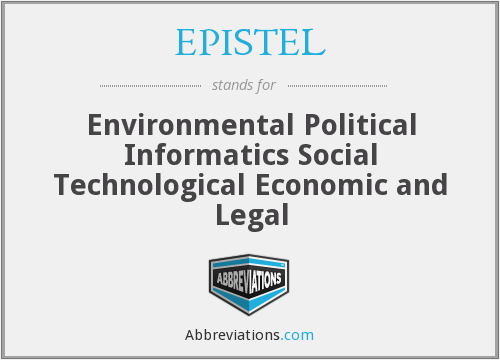 What does EPISTEL stand for?