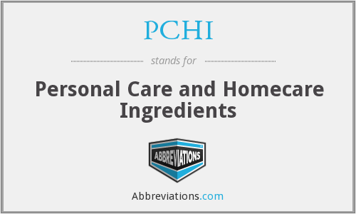 What does PCHI stand for?