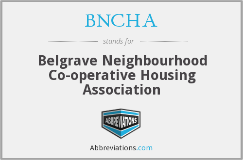 What does BNCHA stand for?