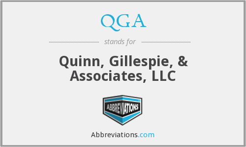 What does QGA stand for?