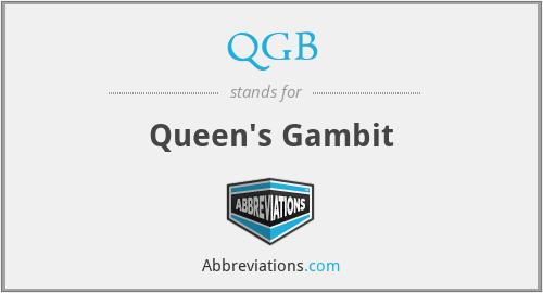 QGB - Queen's Gambit