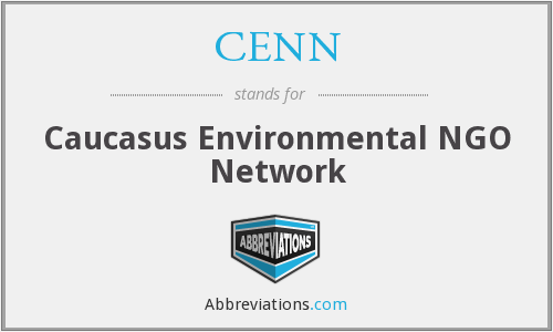 What does CENN stand for?