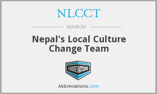 What does NLCCT stand for?