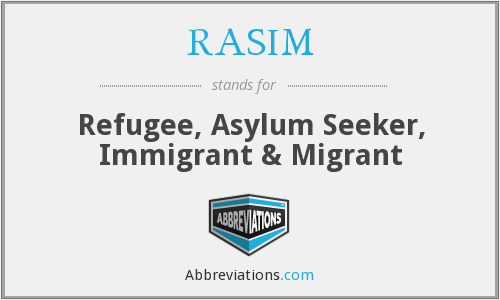 What does RASIM stand for?