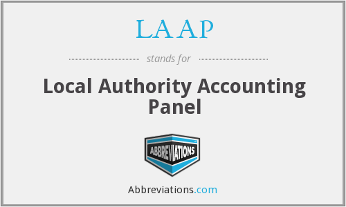 LAAP - Local Authority Accounting Panel