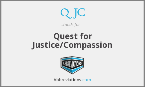 QJC - Quest for Justice/Compassion