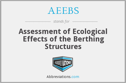 What does AEEBS stand for?
