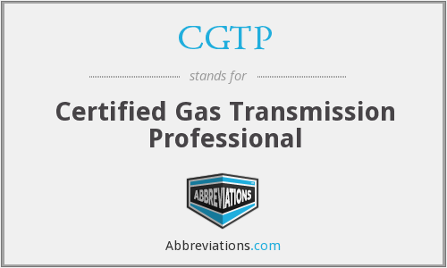 What does CGTP stand for?