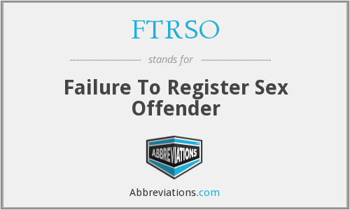 What does FTRSO stand for?