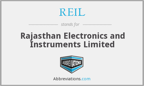 REIL - Rajasthan Electronics and Instruments Limited
