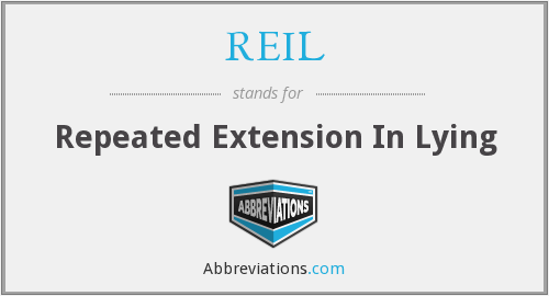 REIL - Repeated Extension In Lying