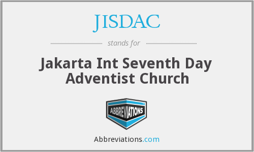 What does JISDAC stand for?