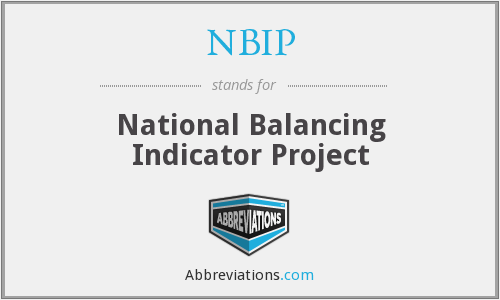 What does NBIP stand for?