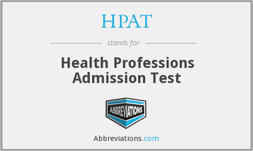 What does HPAT stand for?