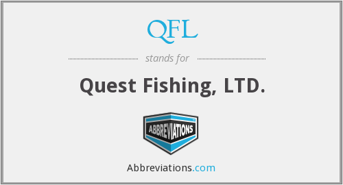 QFL - Quest Fishing, LTD.