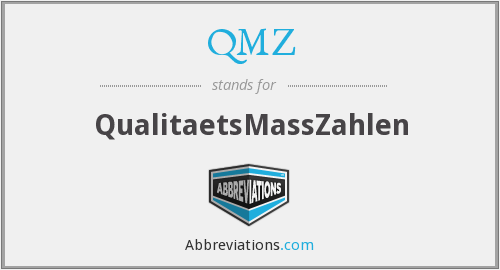 What does QMZ stand for?