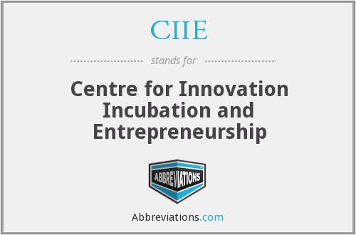 What does CIIE stand for?