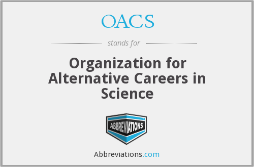 What does OACS stand for?
