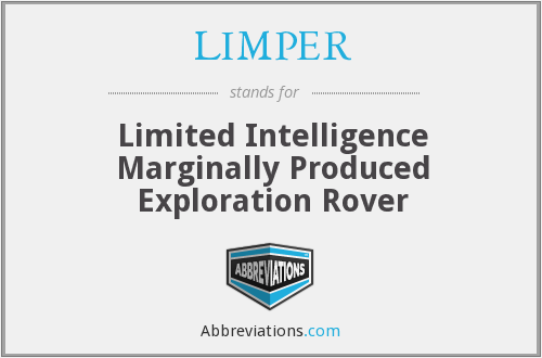 What does LIMPER stand for?