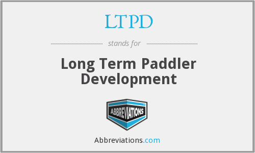 What does LTPD stand for?