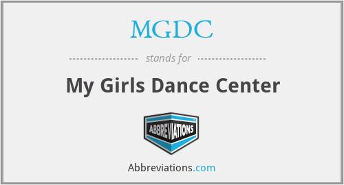 MGDC - My Girls Dance Center