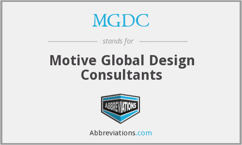MGDC - Motive Global Design Consultants
