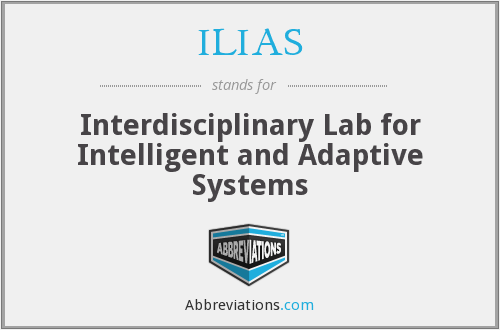 What does ILIAS stand for?
