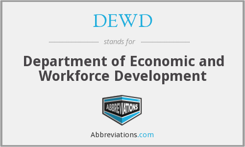 What does DEWD stand for?