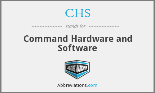 CHS - Command Hardware and Software