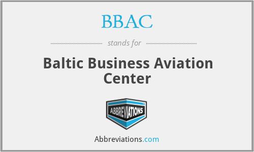 BBAC - Baltic Business Aviation Center
