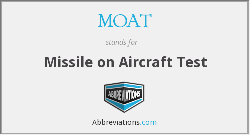What does MOAT stand for?