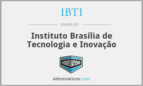 What does IBTI stand for?