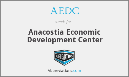 What does AEDC stand for?